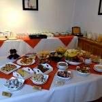 Desayuno Hotel Los Naranjos Ushuaia Tierra Del Fuego