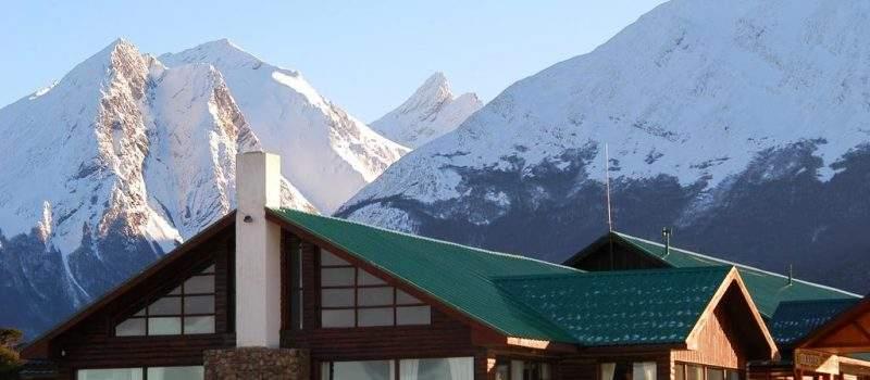 Hotel Tolkeyen en Ushuaia Tierra del Fuego Argentina