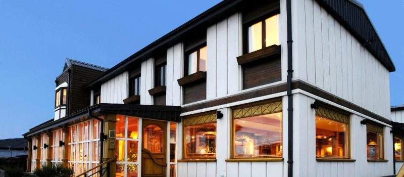 Aparthotel Hostal Del Bosque en Ushuaia Tierra del Fuego Argentina