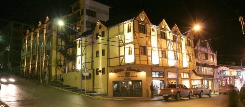 Hotel Villa Brescia en Ushuaia Tierra del Fuego Argentina