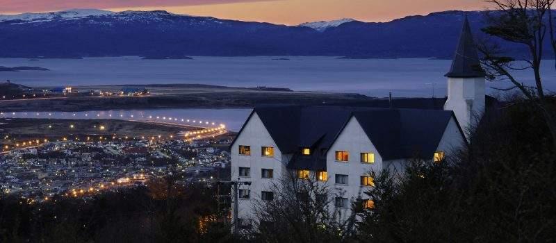 Hotel Las Hayas en Ushuaia Tierra del Fuego Argentina