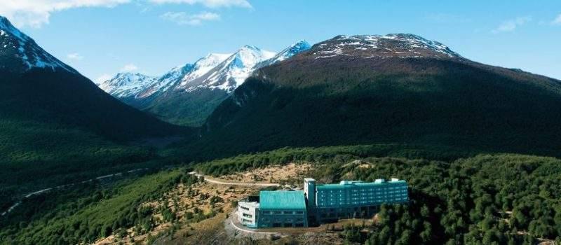 Hotel Arakur en Ushuaia Tierra del Fuego Argentina