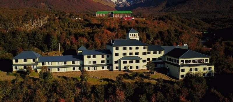 Hotel Los Acebos en Ushuaia Tierra del Fuego Argentina