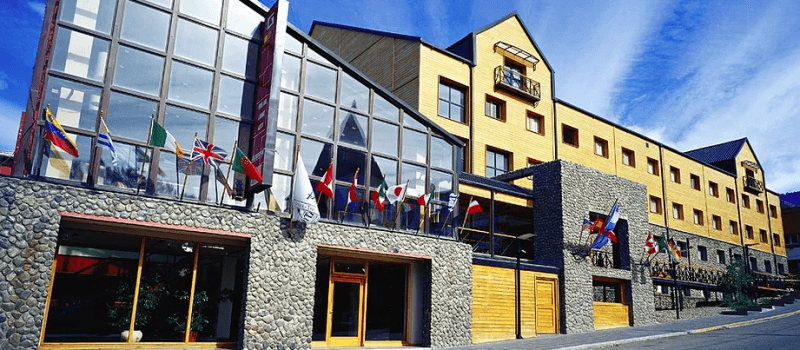 Hotel Albatros en Ushuaia Tierra del Fuego Argentina