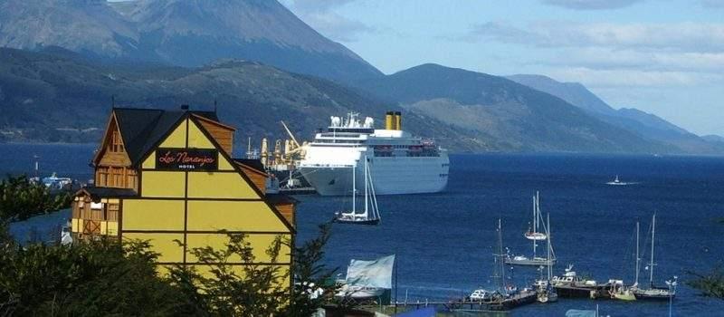 Hotel Los Naranjos en Ushuaia Tierra del Fuego Argentina