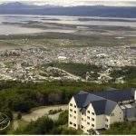 Vistas Paisaje Hotel Las Hayas Ushuaia Tierra Del Fuego