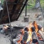 Asado Cecu Ushuaia Cabana Camping Tierra Del Fuego