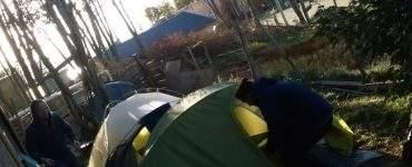 Camping Alakaluf's