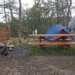 Carpas Sendero Fin Del Mundo Ushuaia Camping Tierra Fuego