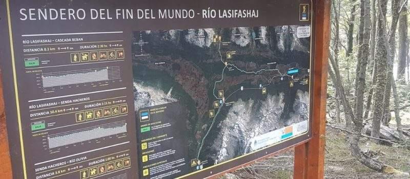 Camping Sendero Del Fin Del Mundo en Ushuaia Tierra del Fuego Argentina