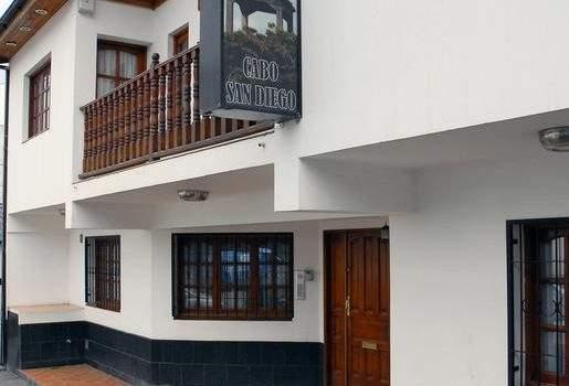 Aparthotel Cabo San Diego en Ushuaia Tierra del Fuego Argentina