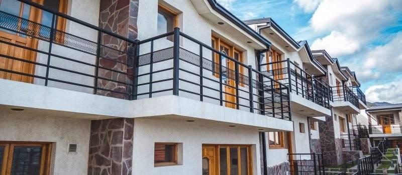 Aparthotel Balcones Del Beagle en Ushuaia Tierra del Fuego Argentina