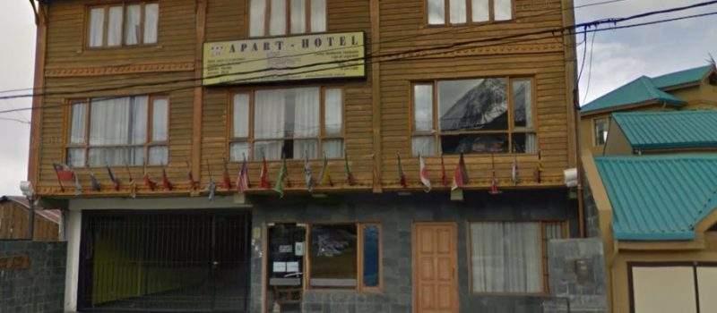 Aparthotel Chocon-cito en Ushuaia Tierra del Fuego Argentina