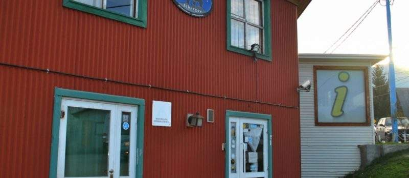 Hostel Los Cormoranes en Ushuaia Tierra del Fuego Argentina