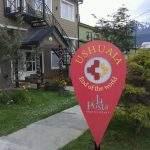 Portada Arakur Ushuaia Aparthotel La Posta Tierra Del Fuego