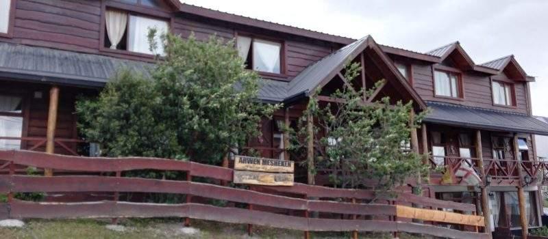 Aparthotel Arwen Mesheken en Ushuaia Tierra del Fuego Argentina