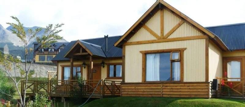 Cabaña Timaukel en Ushuaia Tierra del Fuego Argentina