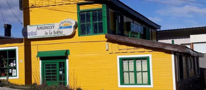Hostel Amanecer De La Bahia en Ushuaia Tierra del Fuego Argentina