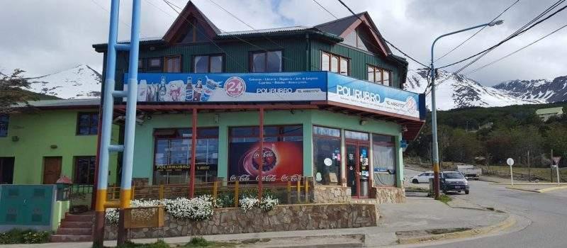 Hostel El Arroyito en Ushuaia Tierra del Fuego Argentina