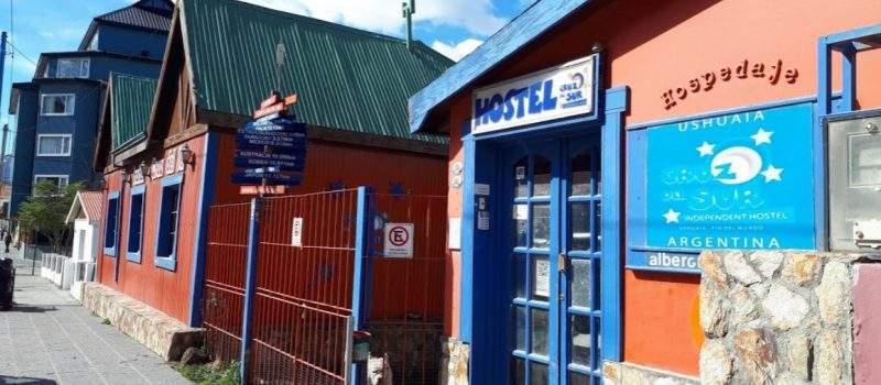 Hostel Cruz Del Sur en Ushuaia Tierra del Fuego Argentina