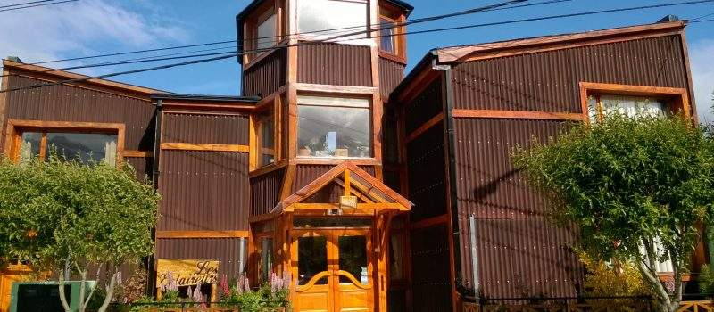 Hostel Les Eclaireurs en Ushuaia Tierra del Fuego Argentina