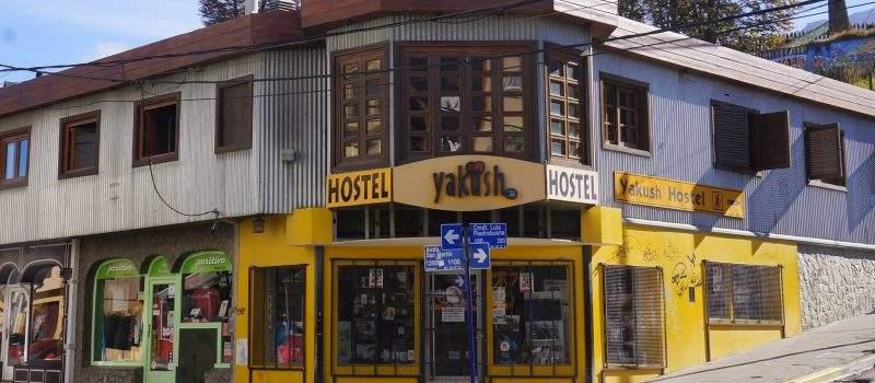 Hostel Yakush en Ushuaia Tierra del Fuego Argentina