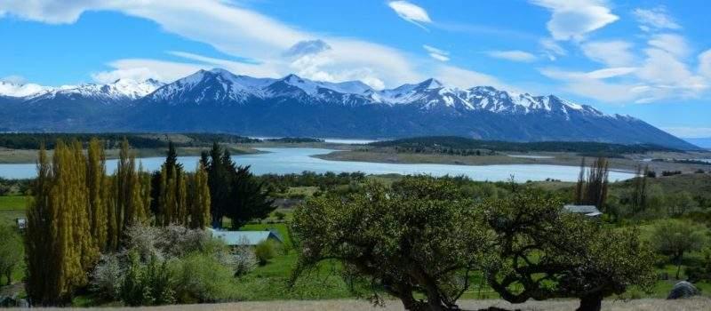 Camping Lago Roca en Ushuaia Tierra del Fuego Argentina
