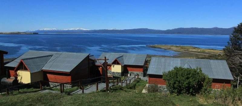 Cabaña Terra Incognita en Ushuaia Tierra del Fuego Argentina